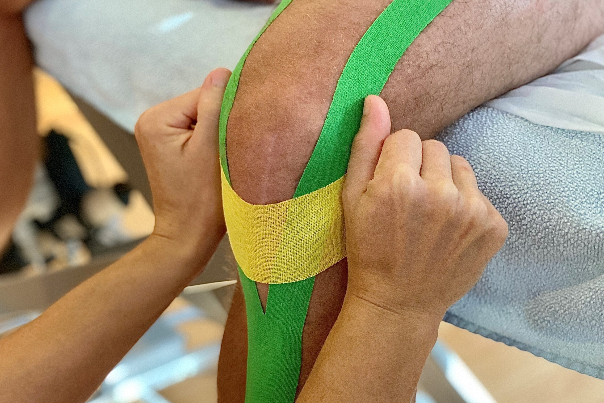 kinesiologisches Taping